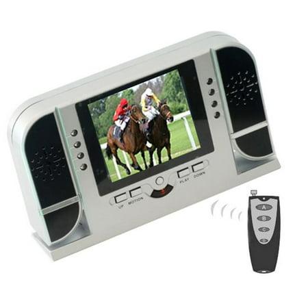 Secuvox Motion Detection Night Vision HD Clock Camcorder](Click Camera)