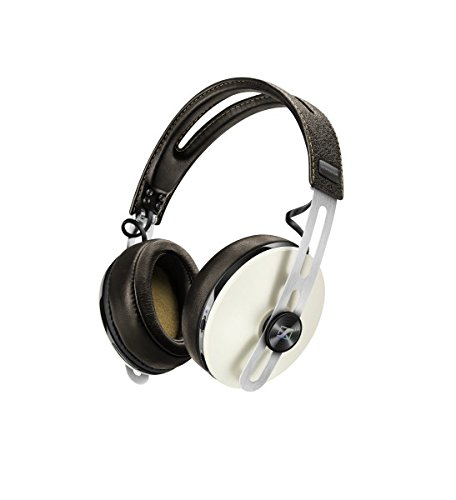 Sennheiser Momentum 2 Over-Ear Wireless Headphones w  Active Noise Cancellation Ivory by Sennheiser