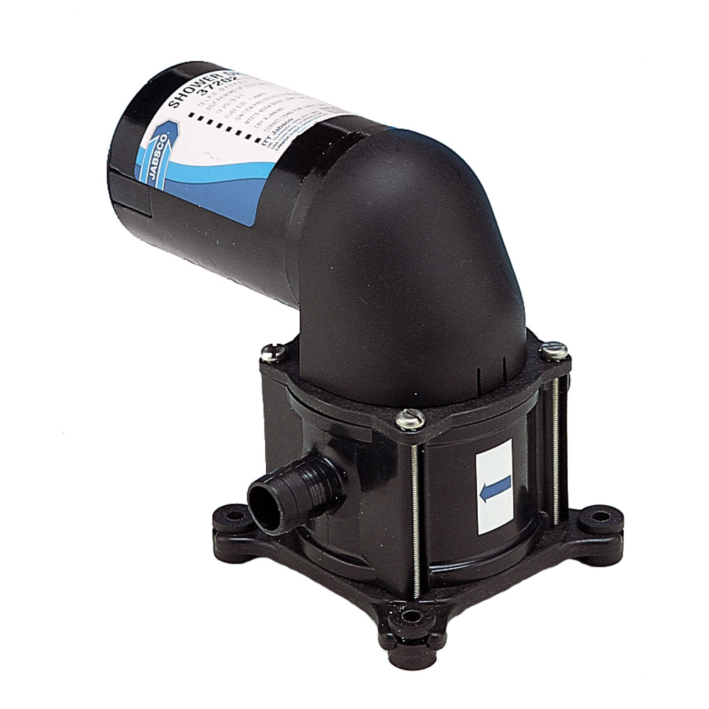 JABSCO BILGE / SHOWER DRAIN PUMP 3.4 GPM