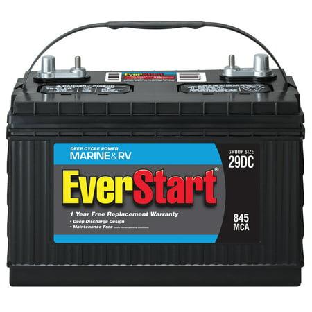 EverStart Lead Acid Marine Battery