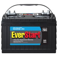 EverStart Lead Acid Marine Battery, Group 29DC