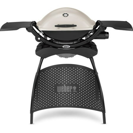 Weber 1 Burner Q2200 Gas Grill With Stand
