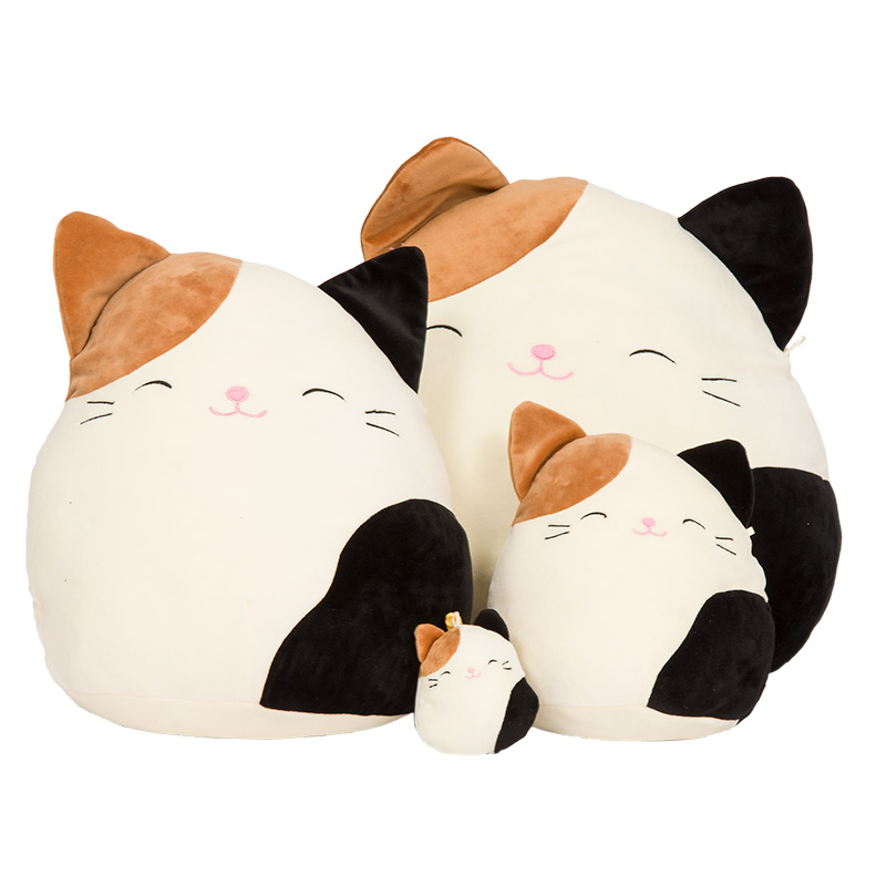 Squishmallow 8 inch Cam The Cat, Super Soft Plush