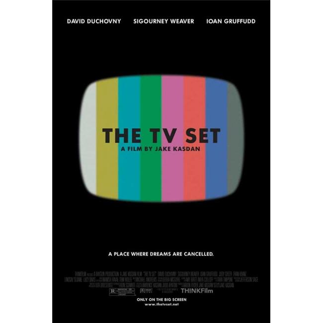 Posterazzi MOVCJ1688 The TV Set Movie Poster - 27 x 40 in. - image 1 of 1