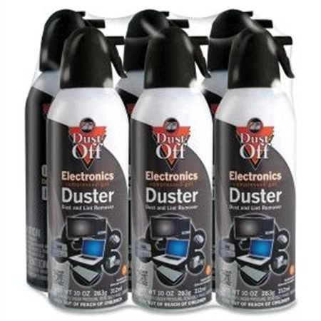 falcon dust off xl compressed gas duster dpsxl6. Black Bedroom Furniture Sets. Home Design Ideas