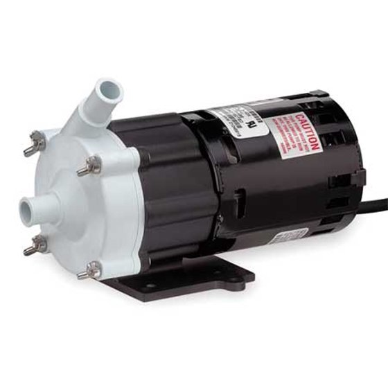 LITTLE GIANT Pump,Magnetic Drive 3X-MDX