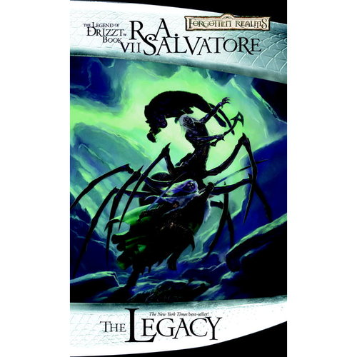 The Legacy: The Legend of Drizzt Book 7