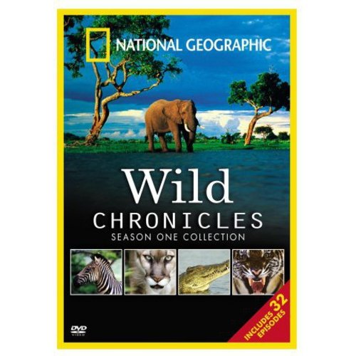 National Geographic: Wild Chronicles - Season One Collection (Full Frame)
