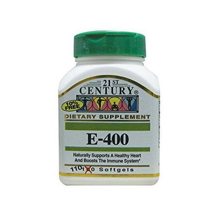 VIT E 400 IU SFGL (DL-ALPHA) 110