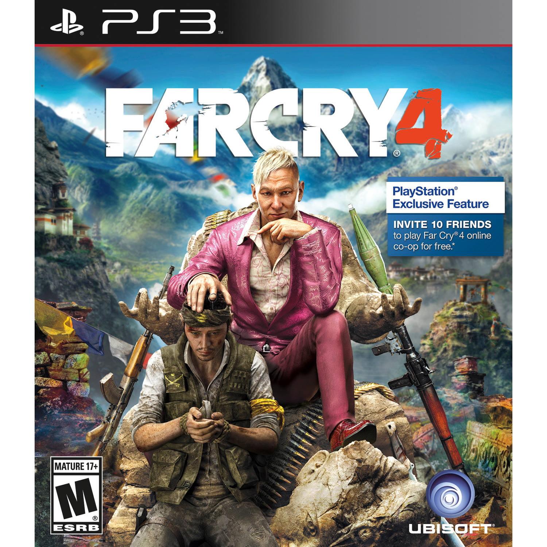 Far Cry 4, Ubisoft, PlayStation 3, 887256300678