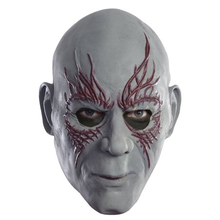 Drax the Destroyer Adult Mask - Drax The Destroyer Halloween