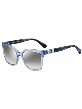 d6140987fe399 Product Image Kate Spade KS Kiya Sunglasses 0PJP Blue