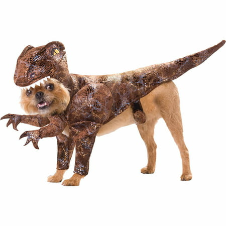 Raptor Animal Planet Halloween Pet Costume (Multiple Sizes Available) - Pet Shop Halloween