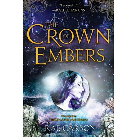Girl of Fire and Thorns: The Crown of Embers (Paperback) Crown Of Thorns Cross