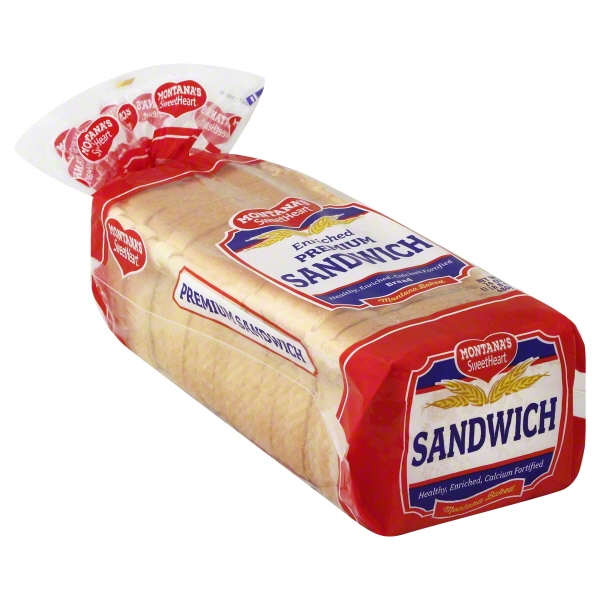 United States Bakery Montanas SweetHeart  Bread, 24 oz