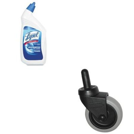 how to install toilet bowl cleaner