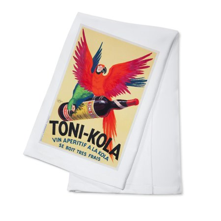 Toni - Kola Vintage Poster (artist: Robys) France c. 1935 (100% Cotton Kitchen (Toni Tierney Boutique)