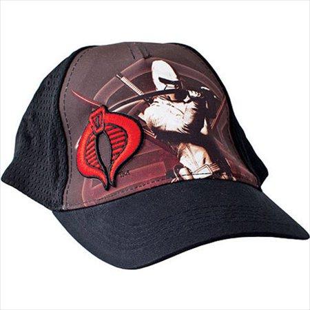 Hard Hat For Kids (G.I. Joe 'Rise of Cobra' Child Baseball Cap)