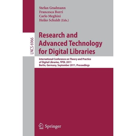 Research and Advanced Technology for Digital -