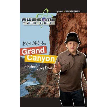 Explore The Grand Canyon With Noah Justice Study Guide   Workbook  Awesome Science  01