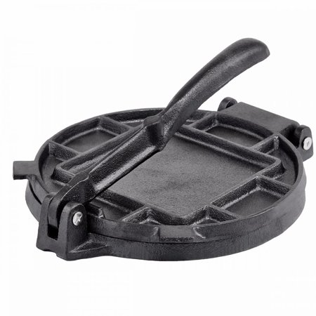 Winco TPC-8C, 8-Inch Tortilla Press, Cast Iron