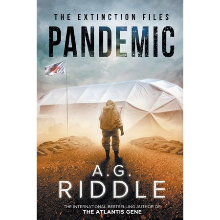 Extinction Files: Pandemic (Series #1) (Paperback)