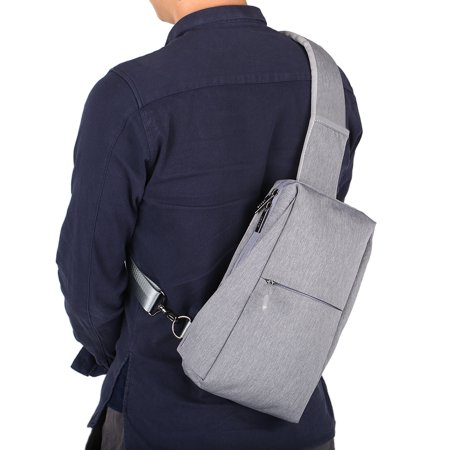 db23d1963 Multi-purpose Sling Backpack Chest Bag Crossbody Shoulder Bag Pack  Lightweight Outdoor Sport Hiking Travel ...