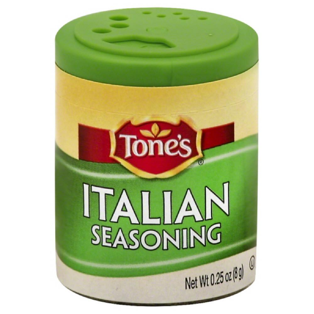 Tones Seasoning, Italian
