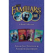 The Familiars 4-Book Collection - eBook