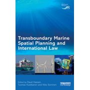Transboundary Marine Spatial Planning and International Law - eBook
