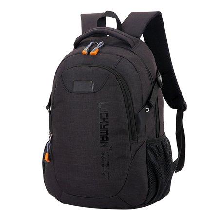 Outtop Backpack canvas Travel bag Backpacks Unisex laptop bags Designer student