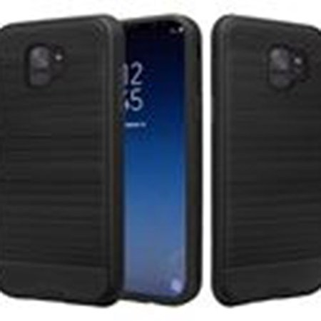 Insten Simplistic Brushed Hard Snap-in Case Cover For Samsung Galaxy S9 - Black (Bundle with USB Type C Cable) - image 3 de 3