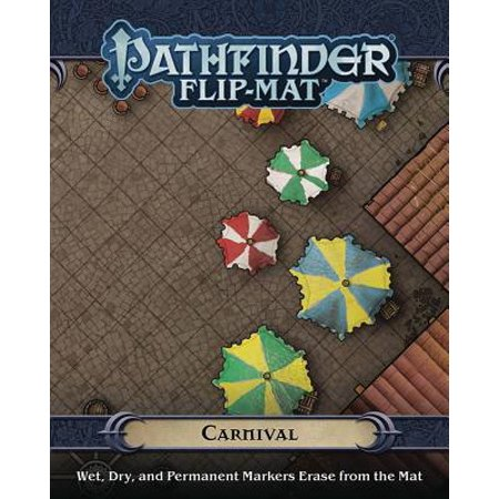 Pathfinder Flip-Mat: Carnival (Other)](Life Is A Carnival)