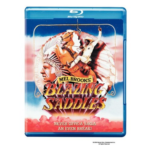 Blazing Saddles (Blu-ray) (Widescreen)