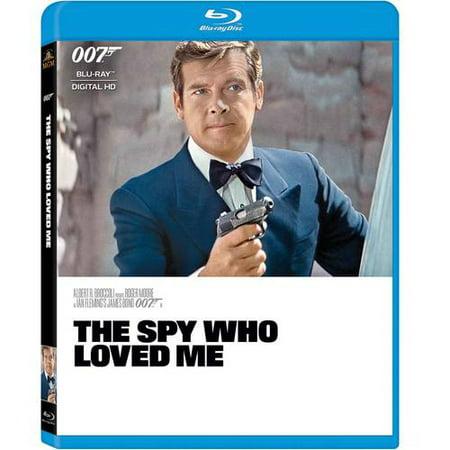 The Spy Who Loved Me  Blu Ray   Digital Hd