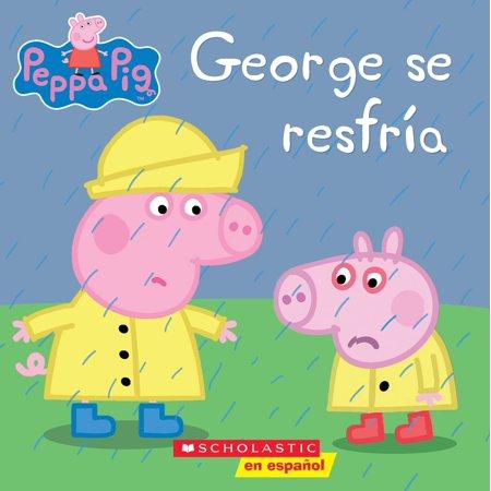 George Se Resfr�a (Peppa Pig) - George Pig