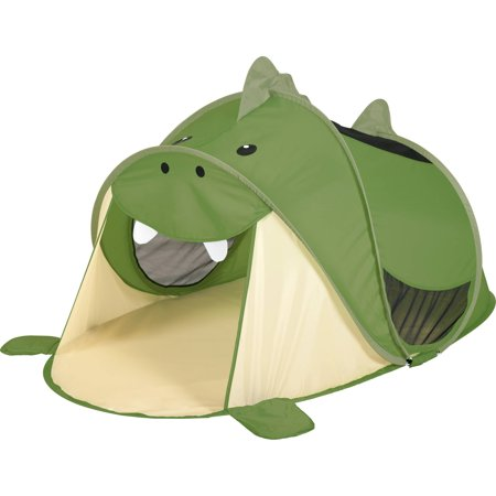 kids 39 pop up dino tent. Black Bedroom Furniture Sets. Home Design Ideas