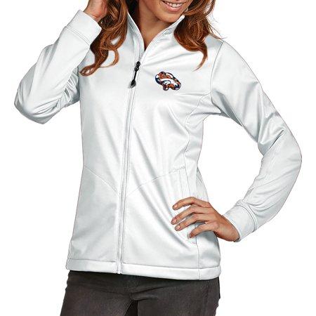 Antigua - Antigua Women s Denver Broncos Quick Snap Logo White Golf ... 60001dc82