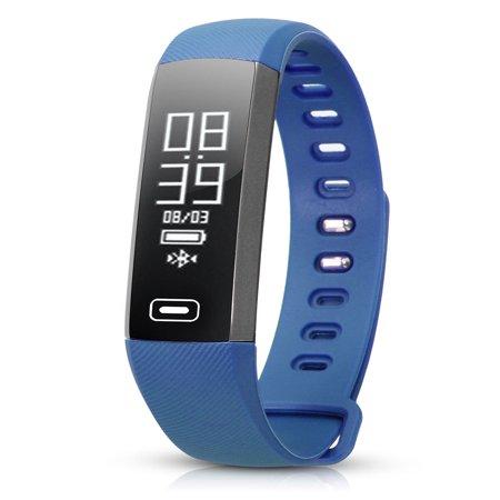 M2 Blood Smart Watch Wrist Pressure Oxygen Heart Rate Fitness Bracelet