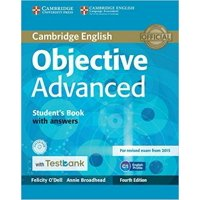 Objective Advanced Student's Book with Answers with Testbank