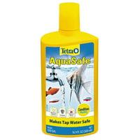 Tetra AquaSafe Fish Tank Water Conditioner, 16.9 oz