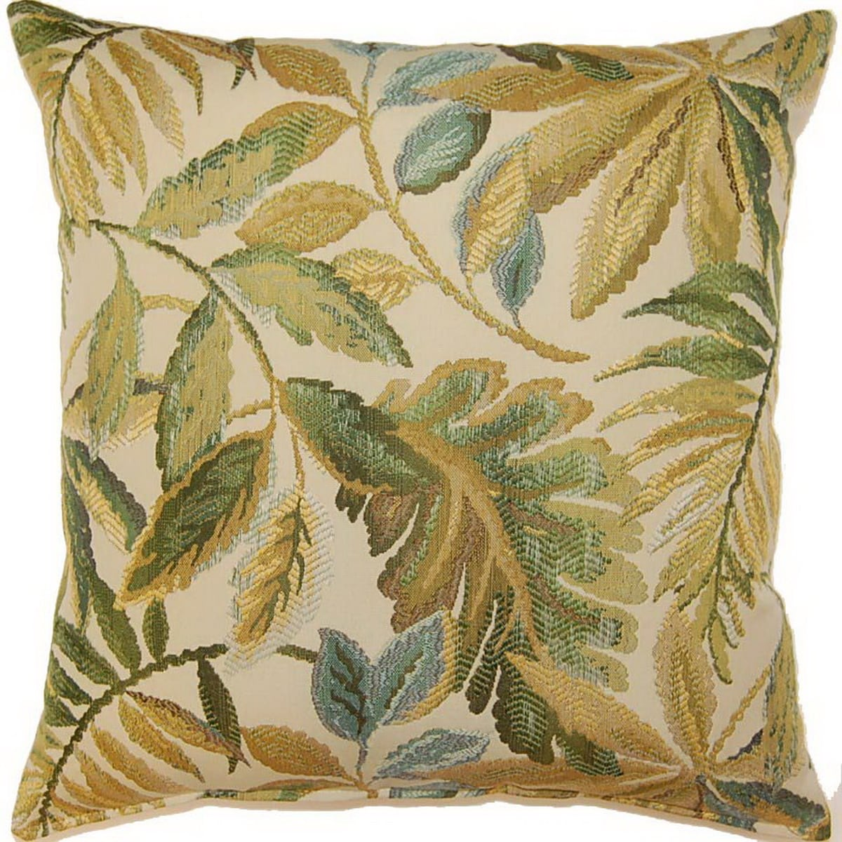 Fox Hill Trading Mauan Kea Breeze 17-inch Throw Pillows (Set of 2)