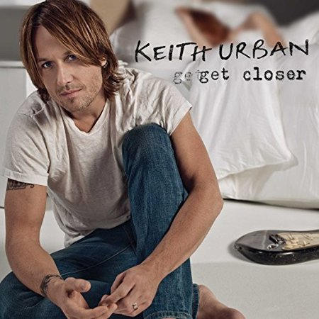 Keith Urban   Get Closer  Lp   Vinyl