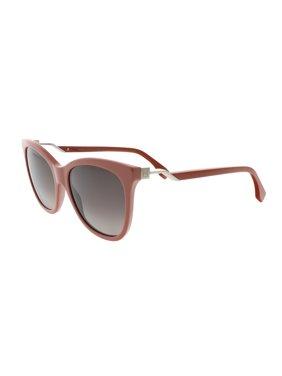 45e1899f8487 Product Image Fendi FF0200 S 04XN Pink Red Cateye Sunglasses