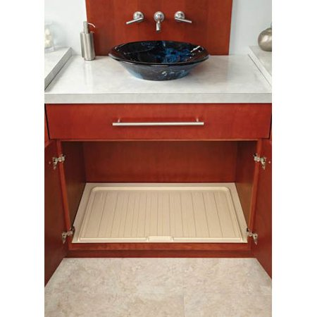Rev A Shelf Sbvdt 2124 1 Under Sink Bathroom Vanity Drip