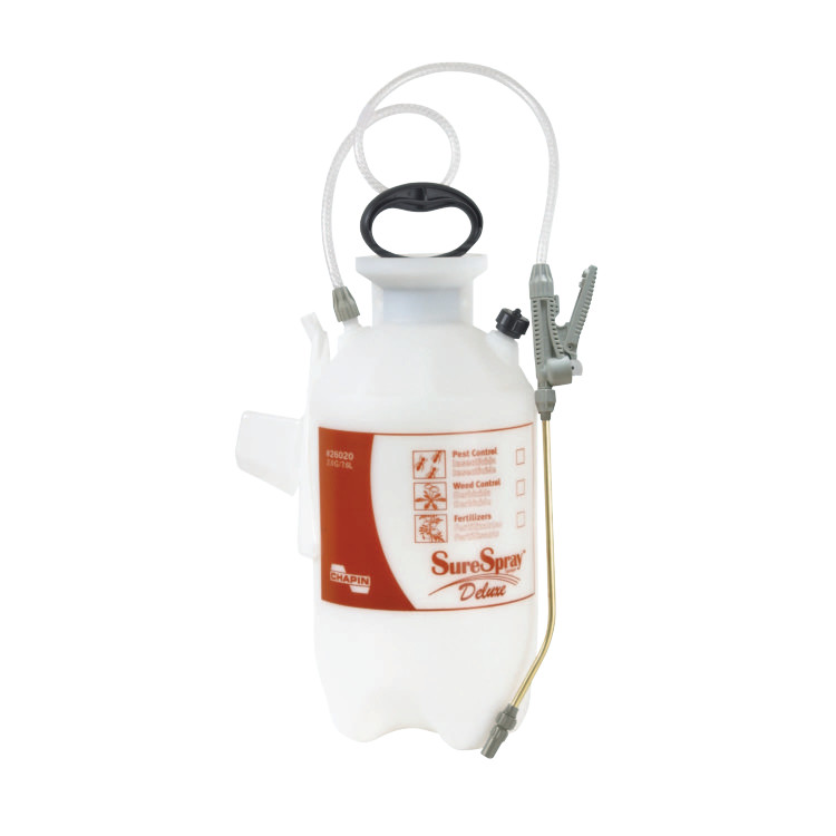 SureSpray Poly Sprayer, 2 gal, 12 in Extension, with Anti-Clog Filter by Chapin™