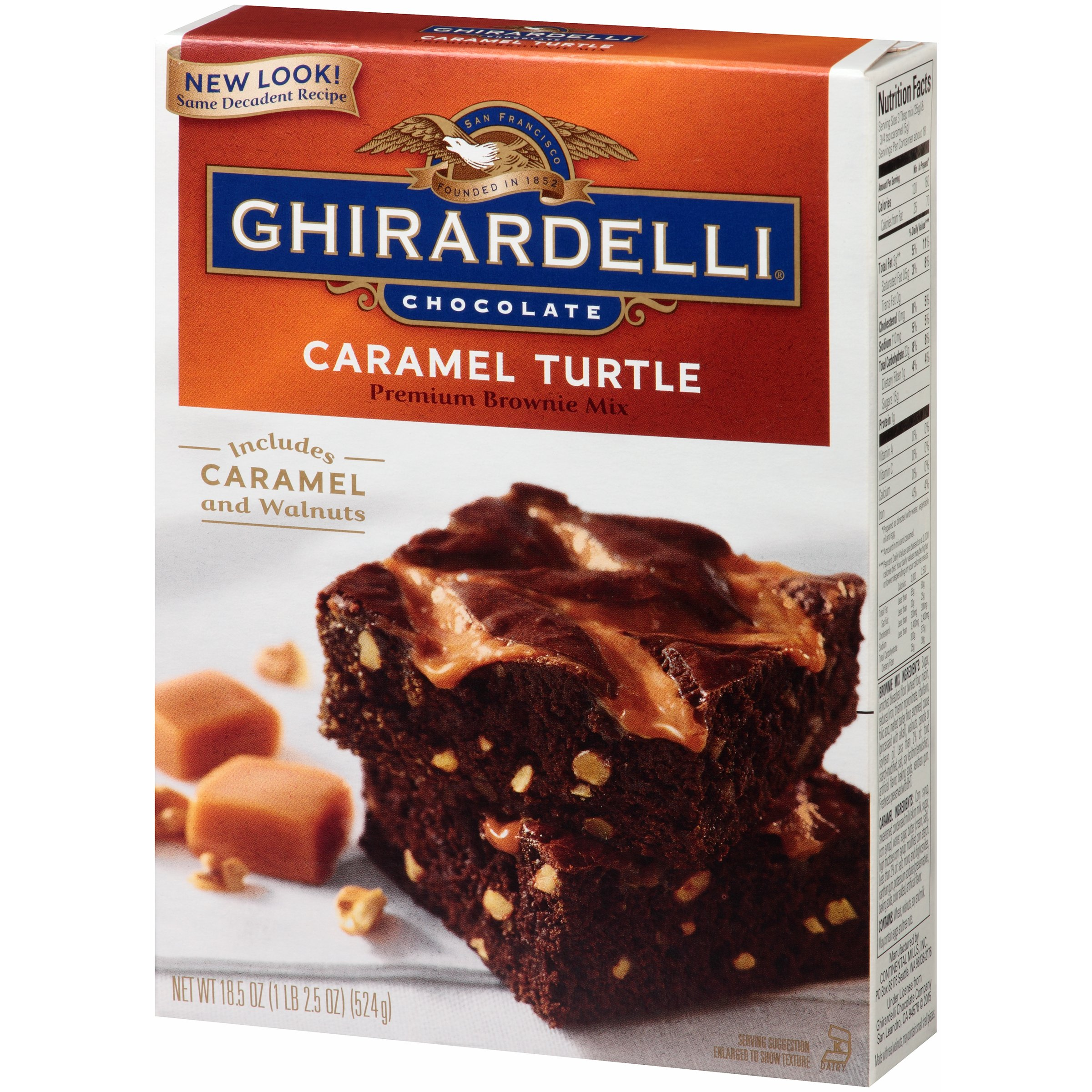 Ghirardelli Cake Mix Recipe