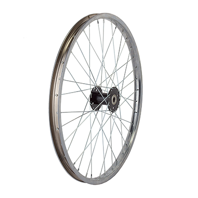 WHL RR 24x1.75 STL CP 36 TRIKE 15mm w/BEARINGS 14gUCP