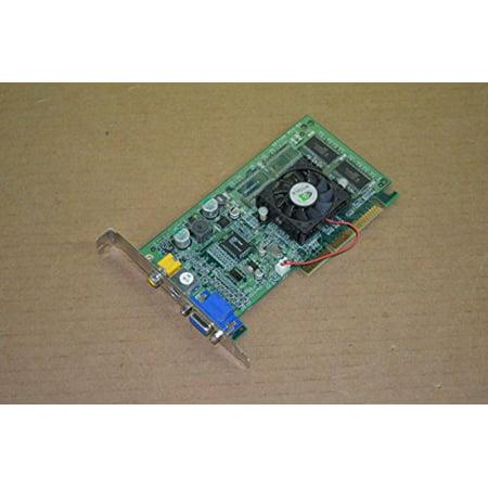 064-A4-NV67 K2 - evga 064-A4-NV67 K2 Fsc nVidia GeForce4 MX440 Se 64MB DVI AGP 8x Graphics Card