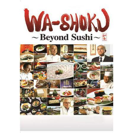 Wa-shoku: Beyond Sushi (Vudu Digital Video on (Best Sushi In Lynnwood Wa)